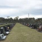 藤沢市大庭台霊園に本小松石でお墓造り