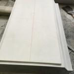 洋型デザイン墓石の台石の造形~藤沢市大庭台墓園~