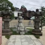 町田市の寺院墓地にて新規建墓のお打ち合わせ