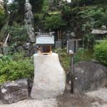 熱海の観光名所「首大仏様」にお線香の収納ボックスを設置しました。